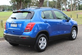 2013 Holden Trax TJ LS Blue 6 Speed Automatic Wagon.