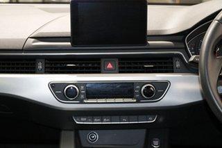 2017 Audi A4 F4 MY17 (B9) 2.0 TFSI S Tronic Sport Black 7 Speed Auto Dual Clutch Sedan