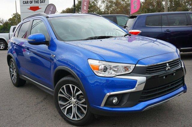 Used Mitsubishi ASX XC MY17 LS 2WD, 2017 Mitsubishi ASX XC MY17 LS 2WD Blue 6 Speed Constant Variable Wagon
