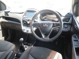 2016 Holden Spark MP MY16 LS Blue 5 Speed Manual Hatchback