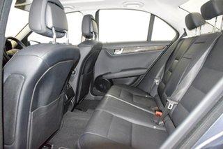 2011 Mercedes-Benz C250 W204 MY11 BlueEFFICIENCY 7G-Tronic + Avantgarde Tenorite Grey 7 Speed