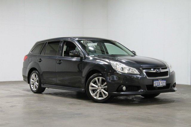 Used Subaru Liberty B5 MY14 2.5i Lineartronic AWD Premium, 2014 Subaru Liberty B5 MY14 2.5i Lineartronic AWD Premium Grey 6 Speed Constant Variable Wagon