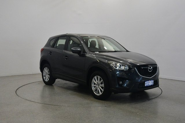 Used Mazda CX-5 KE1021 MY14 Maxx SKYACTIV-Drive AWD Sport, 2014 Mazda CX-5 KE1021 MY14 Maxx SKYACTIV-Drive AWD Sport Grey 6 Speed Sports Automatic Wagon