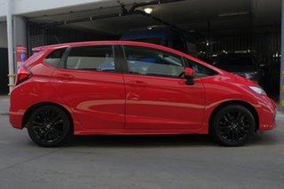 2018 Honda Jazz GF MY19 +Sport Rallye Red 1 Speed Constant Variable Hatchback.