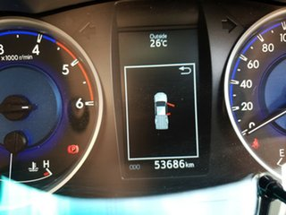 2015 Toyota Hilux GUN126R SR5 Extra Cab Black 6 Speed Manual Utility
