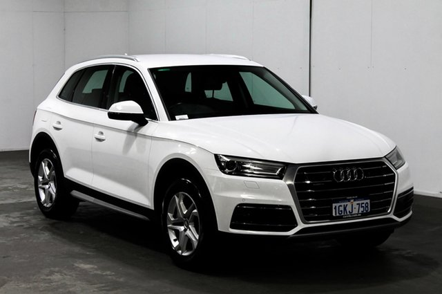 Used Audi Q5 FY MY17 TDI S tronic quattro ultra design, 2017 Audi Q5 FY MY17 TDI S tronic quattro ultra design White 7 Speed Sports Automatic Dual Clutch