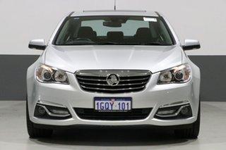 2015 Holden Calais VF II V Silver 6 Speed Automatic Sedan.