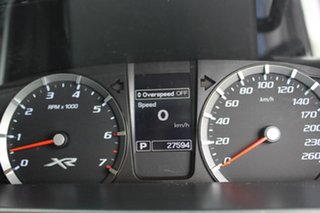 2016 Ford Falcon FG X XR8 White 6 Speed Sports Automatic Sedan
