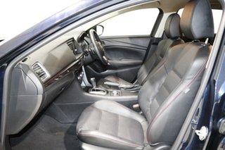 2014 Mazda 6 6C MY14 Upgrade Touring Blue 6 Speed Automatic Wagon