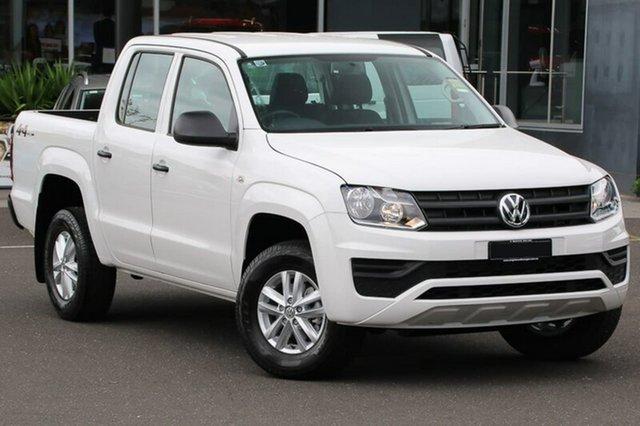 Demo Volkswagen Amarok 2H MY18 TDI420 4MOTION Perm Core, 2018 Volkswagen Amarok 2H MY18 TDI420 4MOTION Perm Core White 8 Speed Automatic Utility