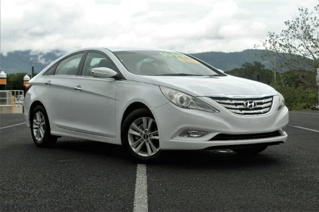 Used Hyundai i45 YF MY11 Active, 2011 Hyundai i45 YF MY11 Active White 6 Speed Manual Sedan