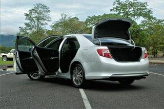 2013 Toyota Camry AVV50R Hybrid HL Silver 1 Speed Constant Variable Sedan Hybrid.