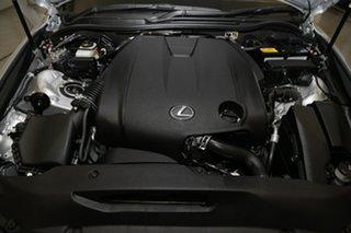 2015 Lexus IS250 GSE30R Luxury Silver 6 Speed Sports Automatic Sedan