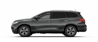 2017 Nissan Pathfinder R52 Series II MY17 ST-L X-tronic 2WD Gun Metallic 1 Speed Constant Variable