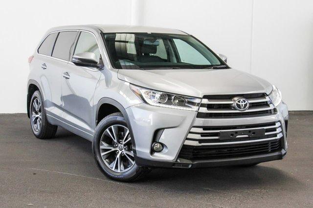 Used Toyota Kluger GSU55R GX AWD, 2017 Toyota Kluger GSU55R GX AWD Silver 8 Speed Sports Automatic Wagon