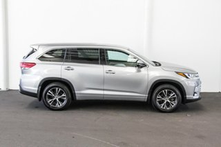 2017 Toyota Kluger GSU55R GX AWD Silver 8 Speed Sports Automatic Wagon
