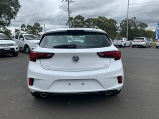 2018 Holden Astra BK MY18.5 RS-V Summit White 6 Speed Sports Automatic Hatchback