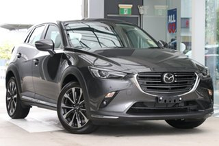 2020 Mazda CX-3 DK2W7A Akari SKYACTIV-Drive FWD Machine Grey 6 Speed Sports Automatic Wagon