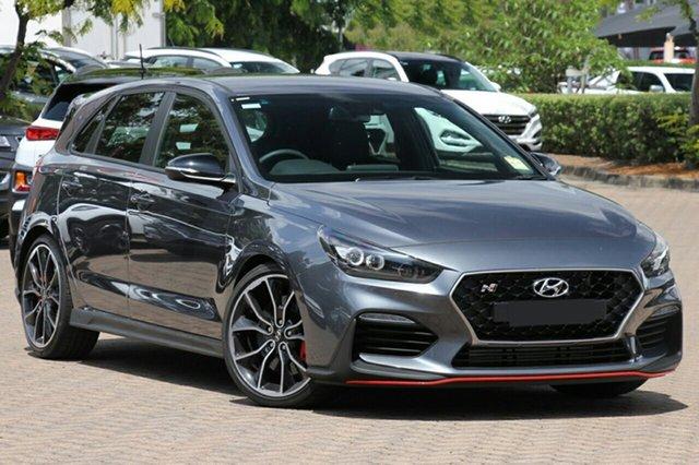 New Hyundai i30 PDe.2 MY19 N Performance, 2019 Hyundai i30 PDe.2 MY19 N Performance Micron Grey 6 Speed Manual Hatchback
