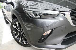 2020 Mazda CX-3 DK2W7A Akari SKYACTIV-Drive FWD Machine Grey 6 Speed Sports Automatic Wagon.