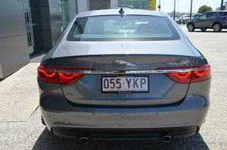 2016 Jaguar XF X260 Portfolio Ammonite Grey 8 Speed Automatic Sedan