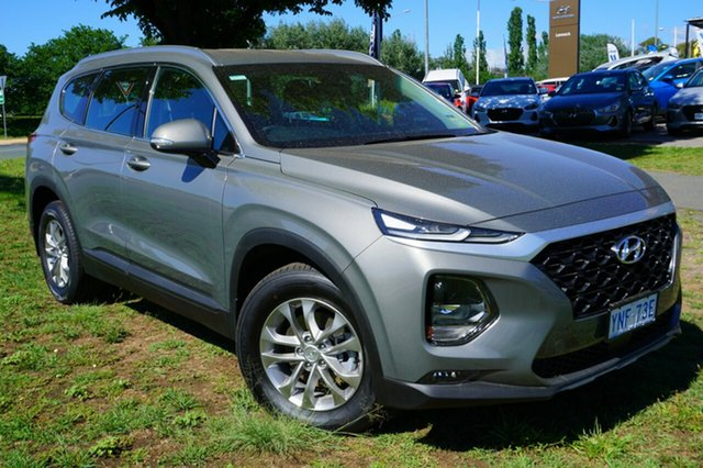 Demo Hyundai Santa Fe DM5 MY18 Active, 2018 Hyundai Santa Fe DM5 MY18 Active Wild Explorer 6 Speed Sports Automatic Wagon