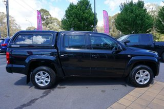 2012 Volkswagen Amarok 2H MY12.5 TDI420 4Motion Perm Deep Black 8 Speed Automatic Utility