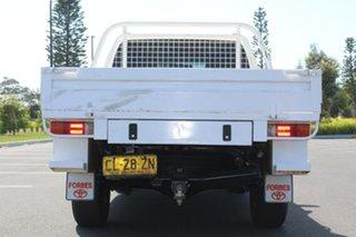 Used GUN126R SR Cab Chassis Double Cab 4dr Spts Auto 6sp 4x4 1045kg 2.8DT