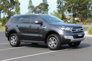 2017 Ford Everest Trend Magnetic Sports Automatic Wagon.