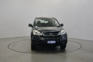 2011 Honda CR-V RE MY2011 Sport 4WD Grey 6 Speed Manual Wagon