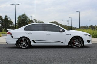 2016 Ford Falcon FG X XR8 White 6 Speed Sports Automatic Sedan.