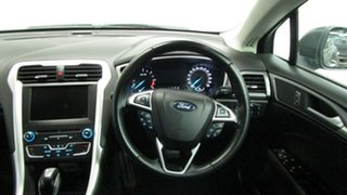 2015 Ford Mondeo MD Ambiente SelectShift Grey 6 Speed Sports Automatic Hatchback