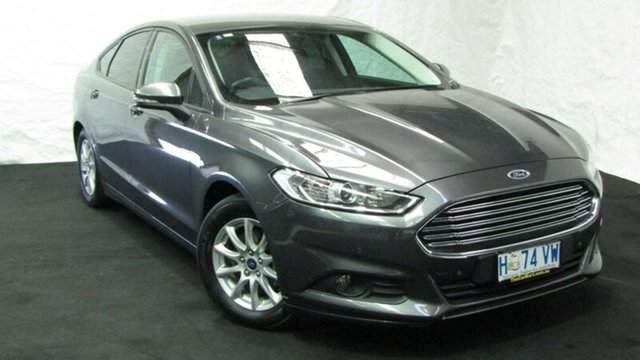Used Ford Mondeo MD Ambiente SelectShift, 2015 Ford Mondeo MD Ambiente SelectShift Grey 6 Speed Sports Automatic Hatchback