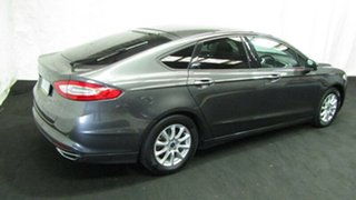 2015 Ford Mondeo MD Ambiente SelectShift Grey 6 Speed Sports Automatic Hatchback.