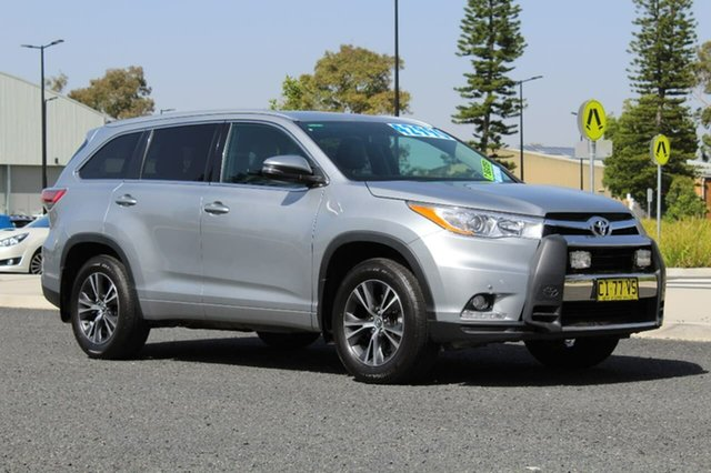 Used Toyota Kluger  GXL, Used GSU55R GXL Wagon 7st 5dr Spts Auto 6sp AWD 3.5i
