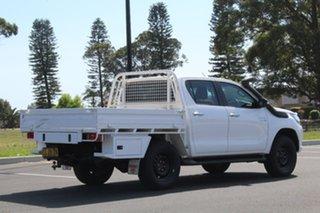 Used GUN126R SR Cab Chassis Double Cab 4dr Spts Auto 6sp 4x4 1045kg 2.8DT.
