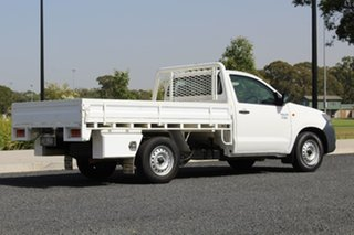 Used TGN16R MY12 Workmate Cab Chassis Single Cab 2dr Man 5sp 4x2 1405kg 2.7i.
