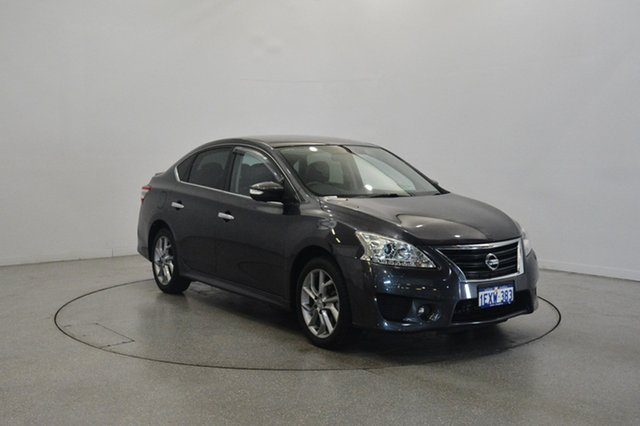 Used Nissan Pulsar B17 Series 2 SSS, 2016 Nissan Pulsar B17 Series 2 SSS Grey 1 Speed Constant Variable Sedan