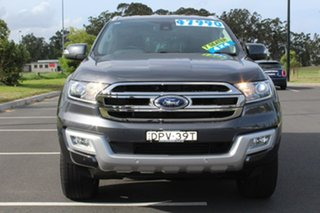 2017 Ford Everest Trend Magnetic Sports Automatic Wagon