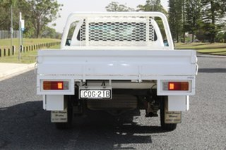 Used TGN16R MY12 Workmate Cab Chassis Single Cab 2dr Man 5sp 4x2 1405kg 2.7i
