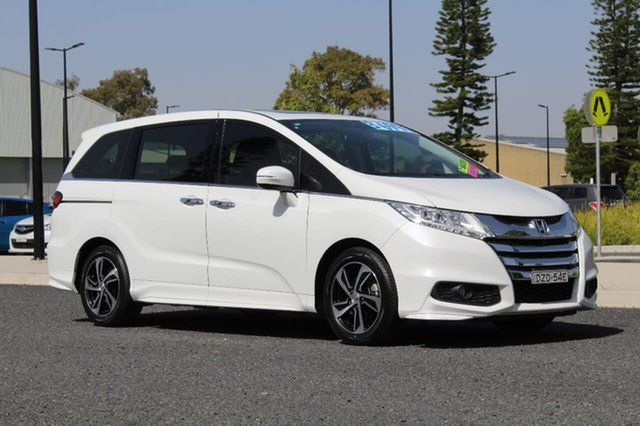 Used Honda Odyssey  VTi-L, Used RC MY15 VTi-L Wagon 7st 5dr CVT 7sp 2.4i