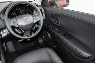 2021 Honda HR-V MY21 VTi-LX Passion Red 1 Speed Constant Variable Hatchback