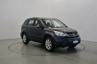 2011 Honda CR-V RE MY2011 Sport 4WD Grey 6 Speed Manual Wagon.