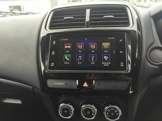 2017 Mitsubishi ASX XC MY18 LS 2WD Red 6 Speed Constant Variable Wagon