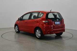 2011 Honda Jazz GE MY11 GLi Red 5 Speed Automatic Hatchback