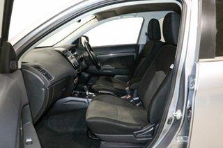 2016 Mitsubishi ASX XB MY15.5 LS (4WD) Grey 6 Speed Automatic Wagon