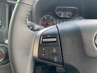 2018 Holden Colorado RG MY19 LS (4x4) Summit White 6 Speed Automatic Crew Cab Pickup