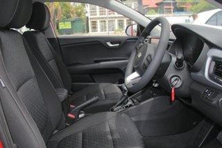 2019 Kia Rio YB MY19 S Signal Red 4 Speed Sports Automatic Hatchback