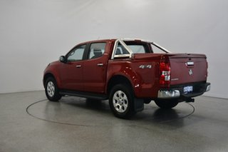 2015 Holden Colorado RG MY16 LTZ Crew Cab Red 6 Speed Sports Automatic Utility