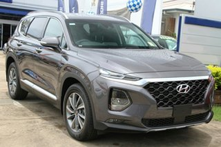 2018 Hyundai Santa Fe TM MY19 Elite Magnetic Force 8 Speed Automatic SUV.